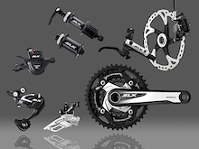 Shimano 2013 - Affordable SLX Ensemble Supercharged With XTR Features