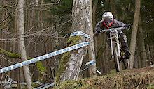 Alpine Bikes Round 3 - Josh Bryceland Wins
