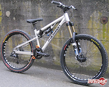 Transition Bikes New Prototype Redefines Freeriding
