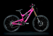 Custom Pink Intense 951 - We have a winner!
