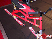 Stiga Madness sled by K2 @ Interbike