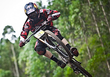 Aaron Gwin wins pre World Cup South African National