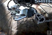 Shimano Saint Prototype - Pietermaritzburg World Cup
