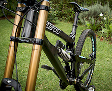 Yeti 303wc Carbon Prototype - Pietermaritzburg World Cup