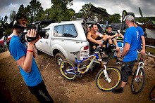 Team Chain Reaction Nukeproof Pit Chat