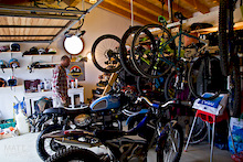 Garage Porn: Fred Glo's Garage