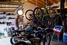 Garage Porn: Fred Glo's Garage