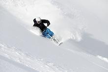 Snowscoot Video with Fabien Cousinié