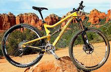 Santa Cruz Carbon All-Mountain Tallboy LTc 29er- First Ride