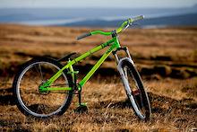 Sam Pilgrim – NS Bikes Majesty bike check
