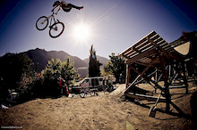 2012 Queenstown Bike Festival - Slopestyle Practice