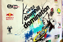 Kiara Downhill Domination KDD 2012