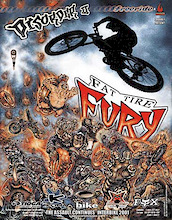 Fat Tire Fury (New World Disorder  2) - In stock now!