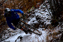 Silvia - Winter trails with Matt Hunter