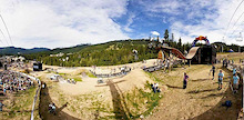 Kokanee Crankworx 2011 Slopestyle in 360 Degree Interactive Photos