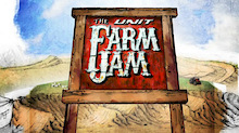 Unit Clothing - Farm Jam 2012 BMX