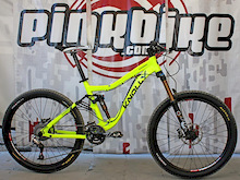 Knolly Endorphin - Close-up Look at a Pioneer AM/Trailbike