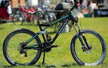 Stevie Smith Bike Check - Sea Otter 2012