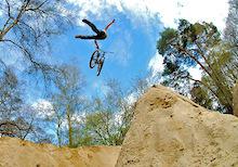 The Spank Industries Dirt Wars - UK Dirt Jump Series