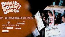 Diaries Downunder: Queenstown Mountain Bike Festival