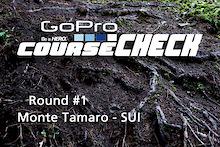iXS European Downhill Cup 2012 - GoPro Course Check Monte Tamaro