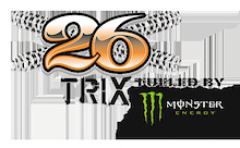 26TRIX fueled by Monster Energy: preliminary line-up and teaser clip