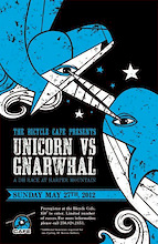 Bicycle Cafe Presents Unicorn VS Gnarwhal at Harper Mountain