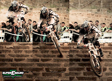 Superenduro Powered by Sram - Round Two Results and Video