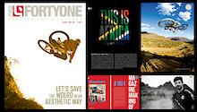 Mountainbike magazine Mag41 Issue #002