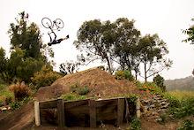 Mike Montgomery Road Bike Backflip - Behind the Scenes
