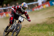 How is Aaron Gwin so fast?