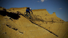 Gaspi in Las Bardenas Reales, Spain - Video
