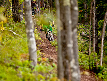 Andrew Shandro and Trek Bikes visit Copper Harbor, Michigan
