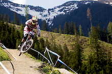 WORLD CUP SHOWDOWN IN SAALFELDEN LEOGANG