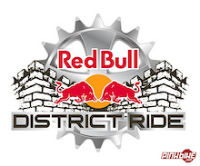 The freeride world is ready for the Red Bull District Ride in Nuremberg, Germany