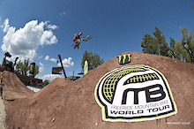 Balaton Bike Fest 2012 - Sam Pilgrim Qualifies First