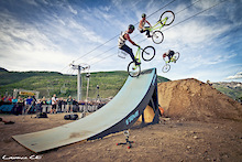Pinkbike Exclusive: Teva Mountain Games Slopestyle 2012 Media Mashup