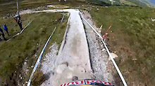 Aaron Gwin Fort William POV