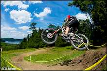 Race Report from Tuf Rack Ontario Cup DH#2