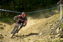 Mont Saint Anne Day 1 - UCI World Cup 2012
