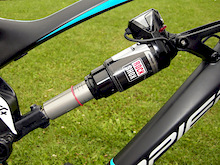 First Look: RockShox/Lapierre Show Electronic Shock at Morzine