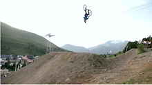Crankworx Les 2 Alpes Slopestyle Qualifications Video