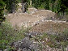 Kicking Horse Bike Park - Trail Crew Update #2 - 2012