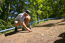 Windham WC Course Walk - UCI World Cup 2012