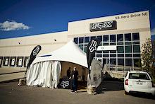 Fox Head Canada HQ Grand Opening