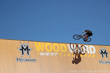 A Week at Woodward West