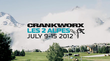 Crankworx Les 2 Alpes 2012 - Day Two: Cannondale Dual Climb