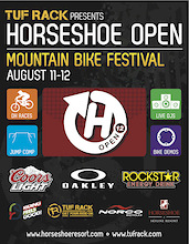 Horseshoe Open Mountain Bike Festival