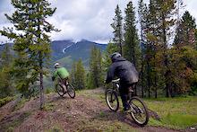 Panorama Bike Park Update - #1 - Video