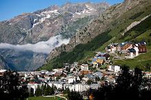 Crankworx Les 2 Alpes 2012 - Day One
